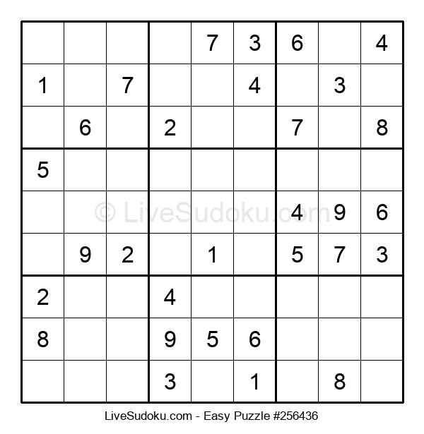 Beginners Puzzle #256436