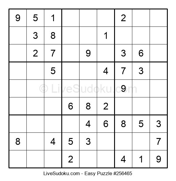 Beginners Puzzle #256465