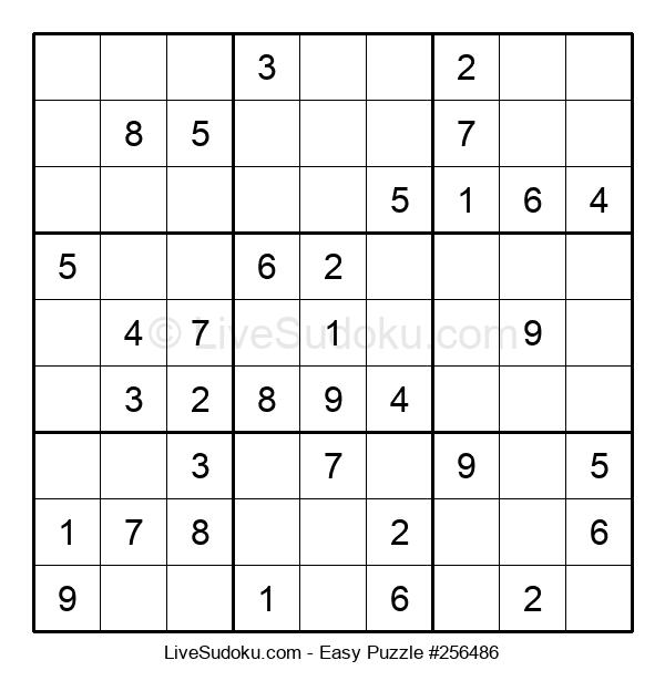 Beginners Puzzle #256486