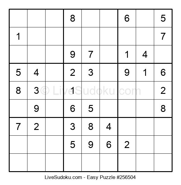 Beginners Puzzle #256504