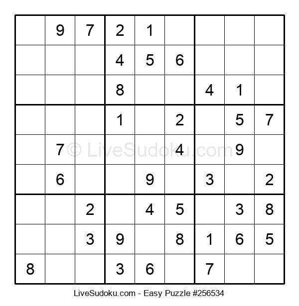 Beginners Puzzle #256534