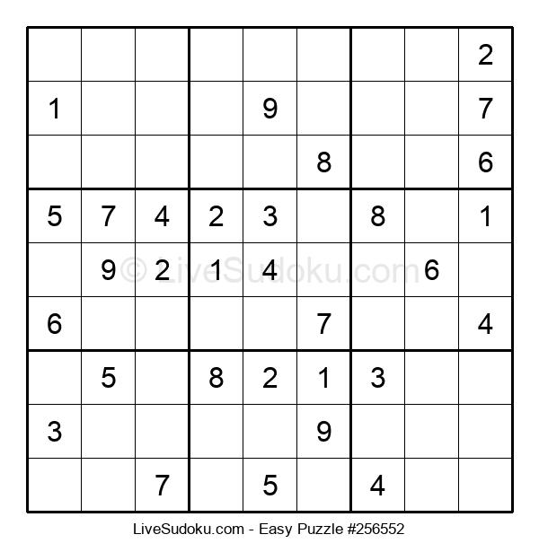 Beginners Puzzle #256552