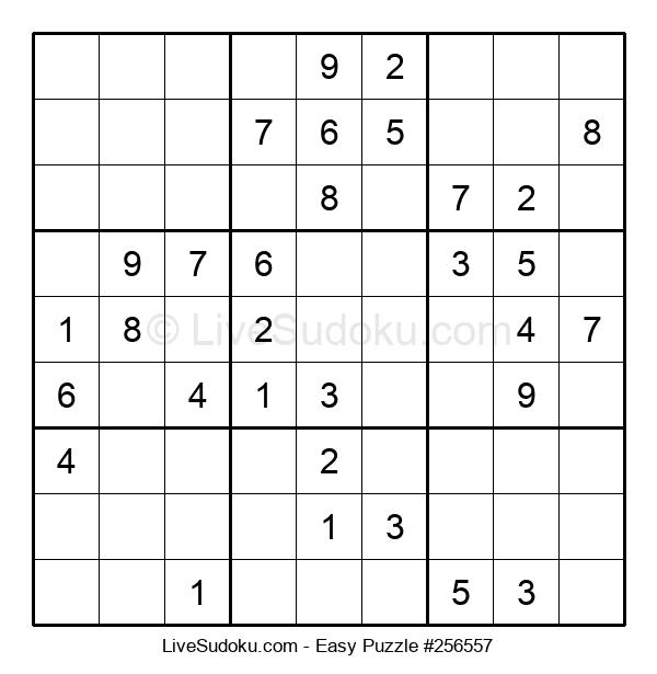 Beginners Puzzle #256557