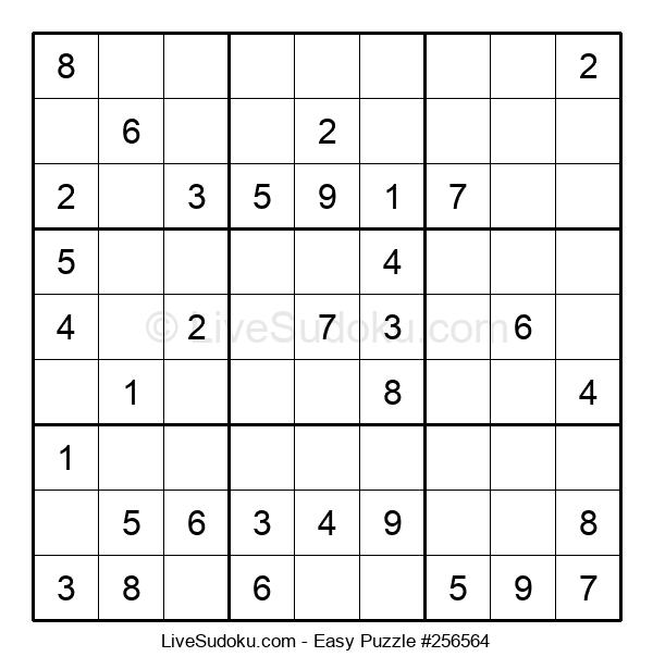 Beginners Puzzle #256564