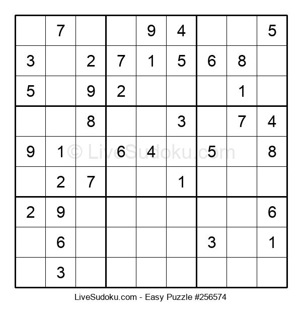 Beginners Puzzle #256574