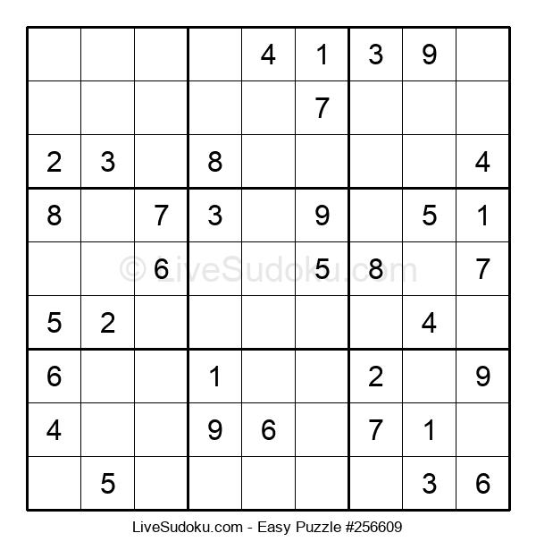 Beginners Puzzle #256609