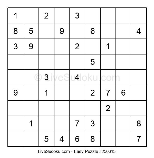 Beginners Puzzle #256613