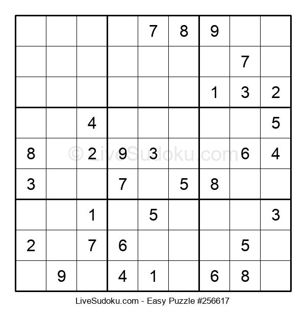 Beginners Puzzle #256617