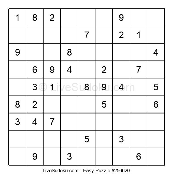 Beginners Puzzle #256620