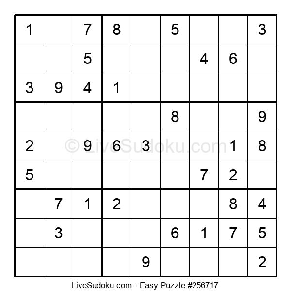Beginners Puzzle #256717