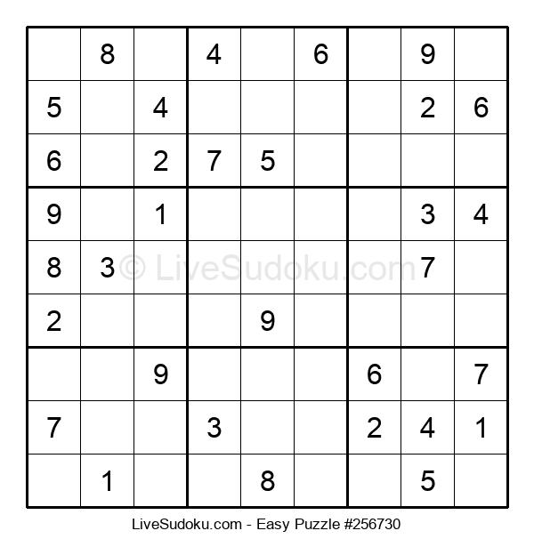 Beginners Puzzle #256730