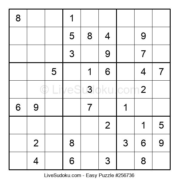 Beginners Puzzle #256736