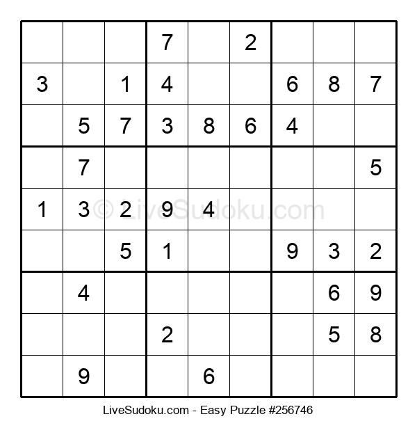 Beginners Puzzle #256746