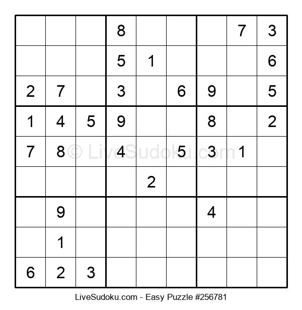 Beginners Puzzle #256781