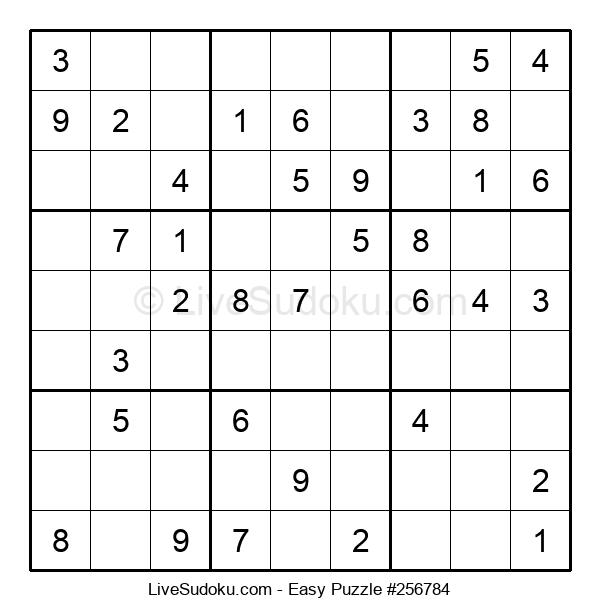 Beginners Puzzle #256784