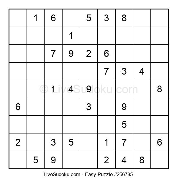 Beginners Puzzle #256785