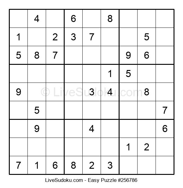 Beginners Puzzle #256786