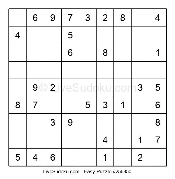 Beginners Puzzle #256850