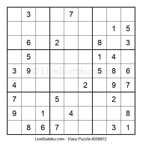 Beginners Puzzle #256872