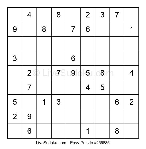 Beginners Puzzle #256885
