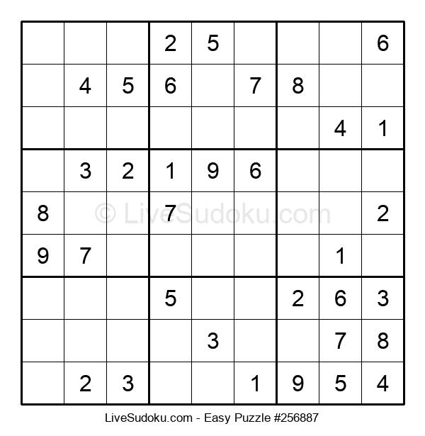 Beginners Puzzle #256887