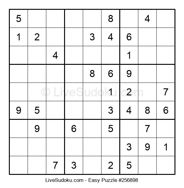 Beginners Puzzle #256898