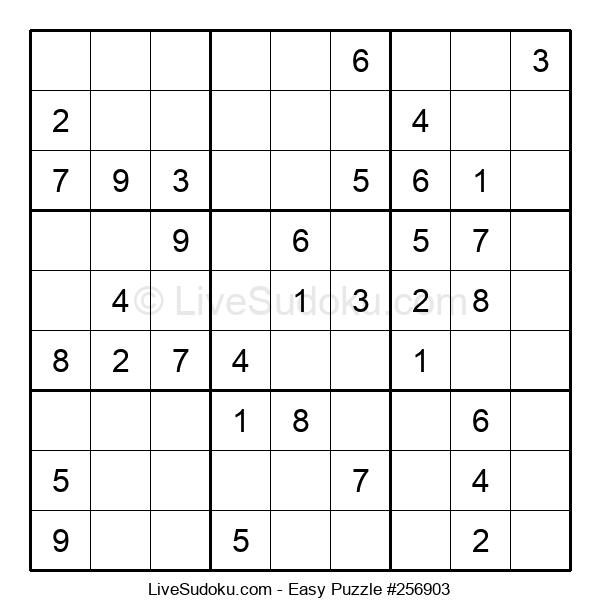 Beginners Puzzle #256903