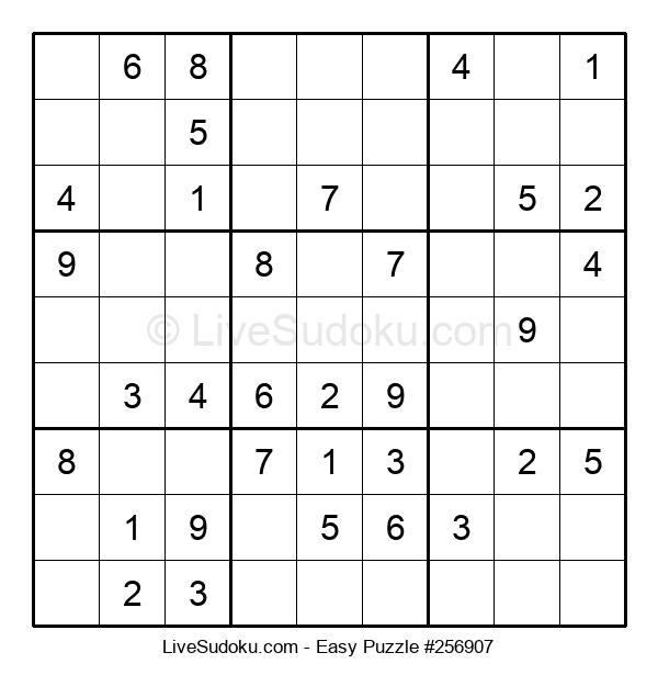 Beginners Puzzle #256907