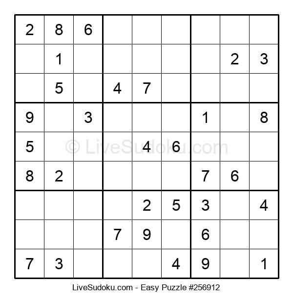 Beginners Puzzle #256912