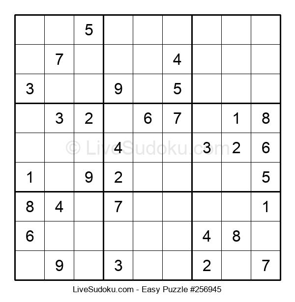 Beginners Puzzle #256945