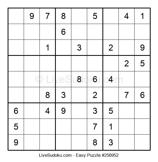 Beginners Puzzle #256952