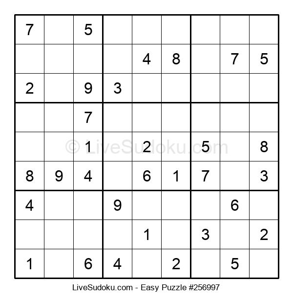 Beginners Puzzle #256997
