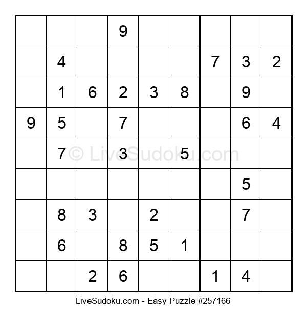 Beginners Puzzle #257166