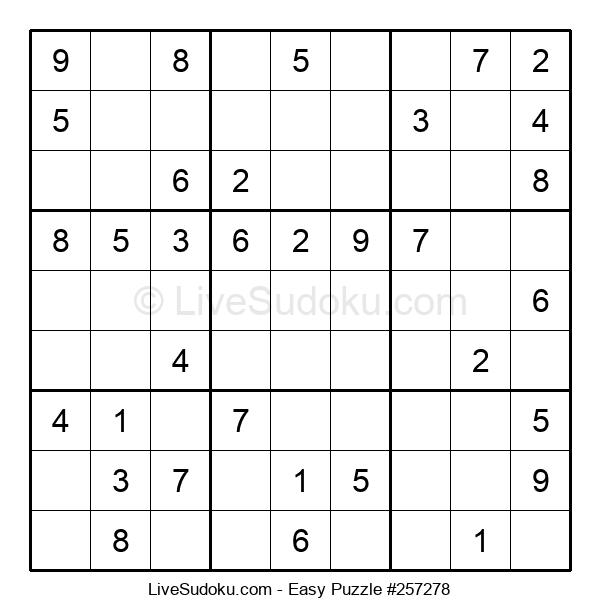 Beginners Puzzle #257278