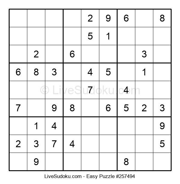 Beginners Puzzle #257494