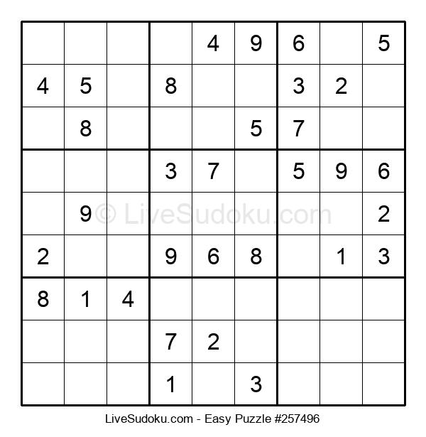 Beginners Puzzle #257496