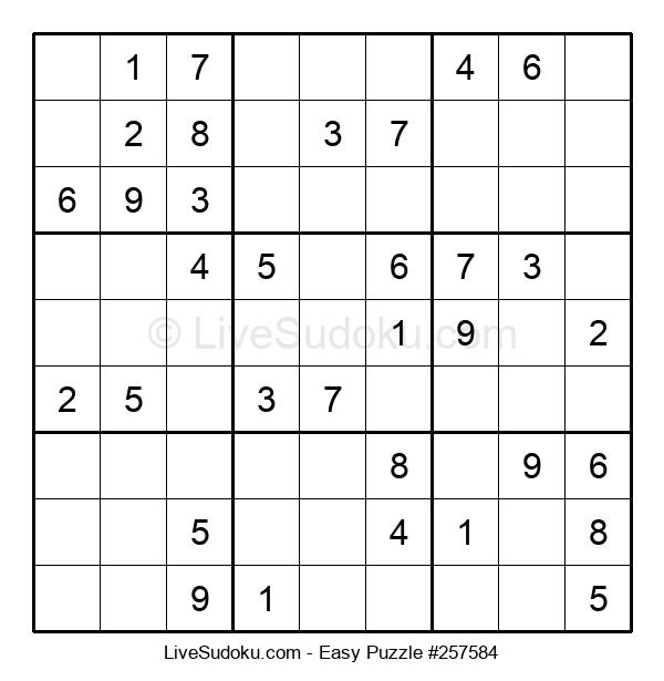 Beginners Puzzle #257584