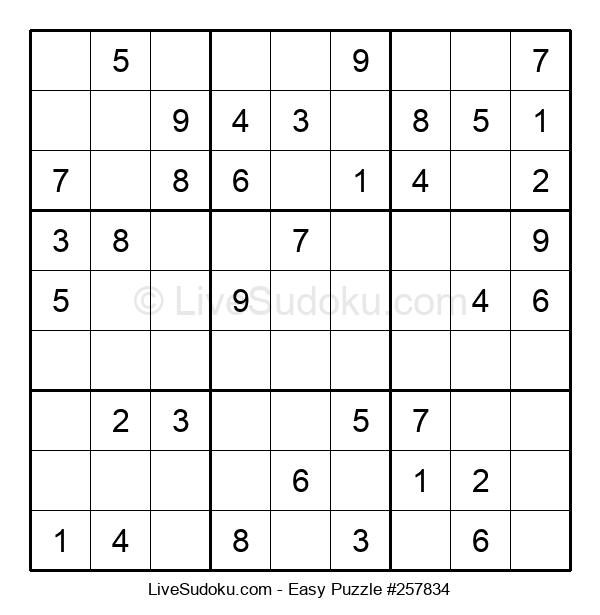 Beginners Puzzle #257834
