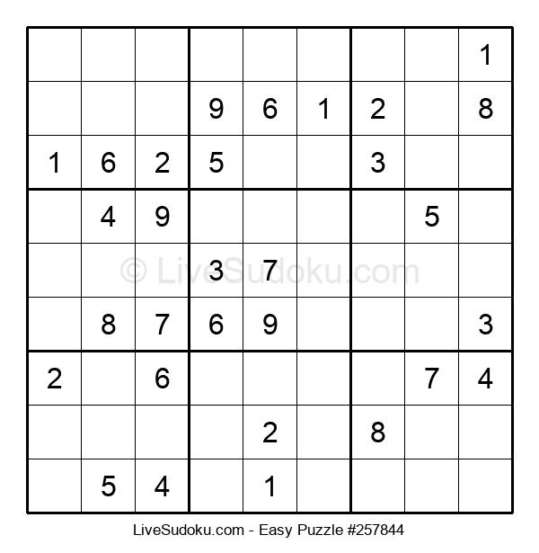Beginners Puzzle #257844