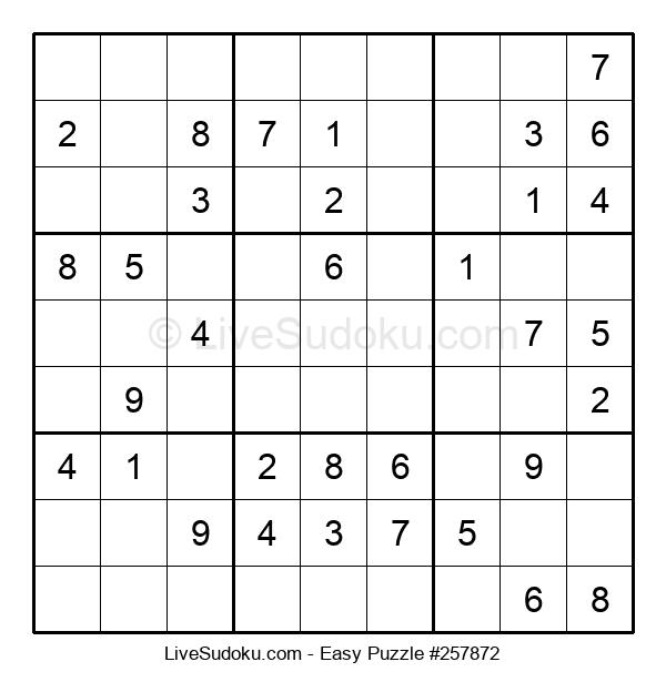 Beginners Puzzle #257872