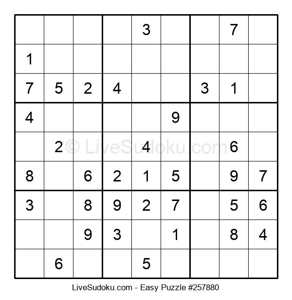 Beginners Puzzle #257880