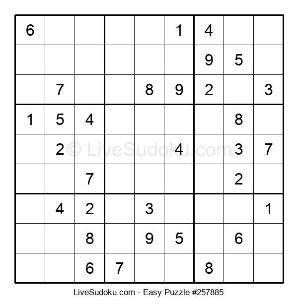 Beginners Puzzle #257885