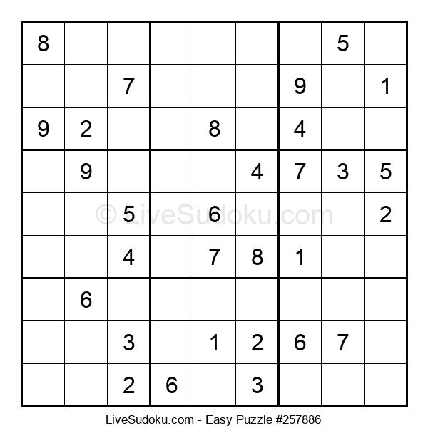 Beginners Puzzle #257886