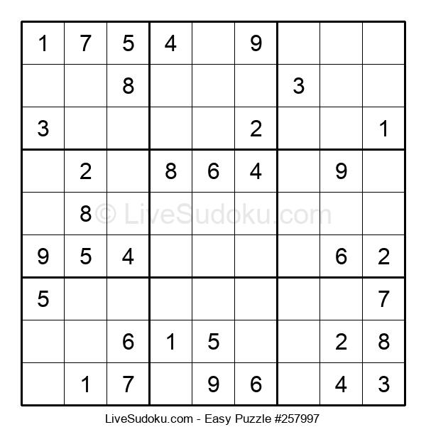 Beginners Puzzle #257997