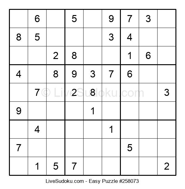 Beginners Puzzle #258073