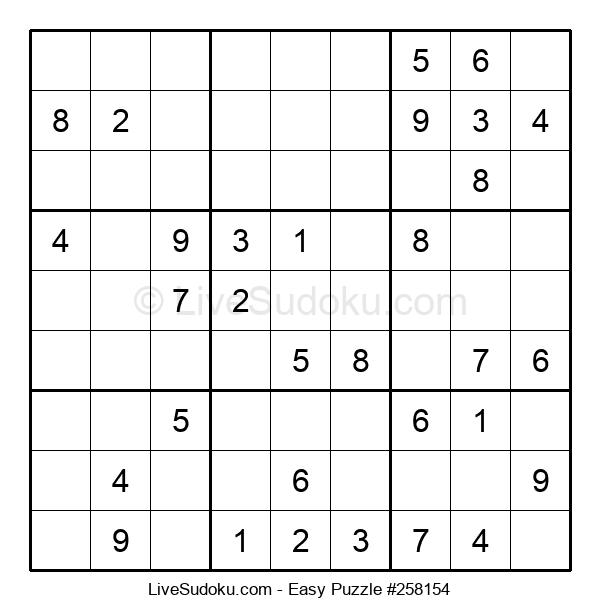 Beginners Puzzle #258154