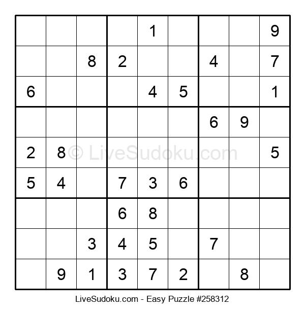 Beginners Puzzle #258312