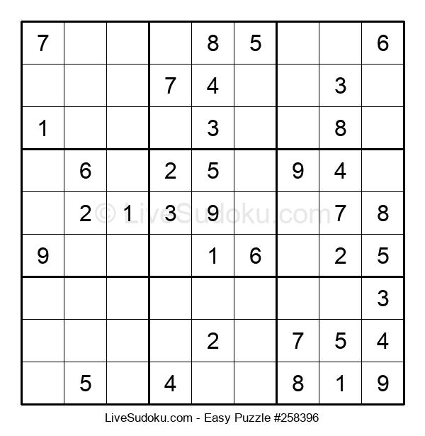 Beginners Puzzle #258396