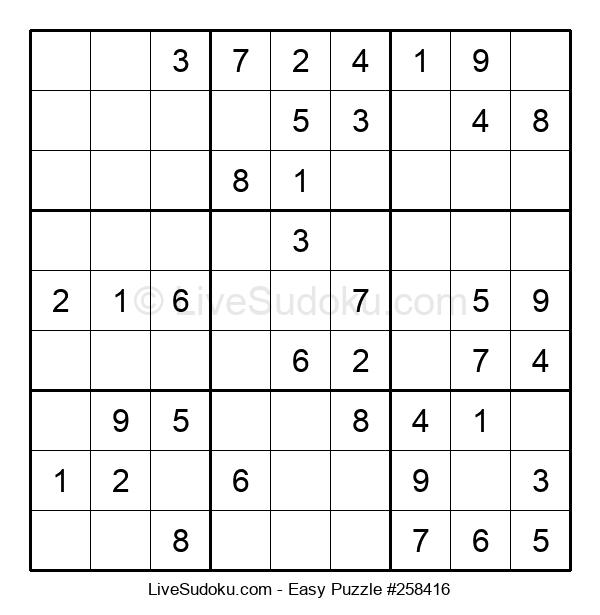 Beginners Puzzle #258416