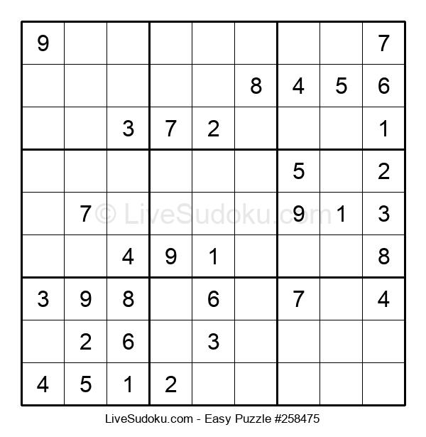 Beginners Puzzle #258475